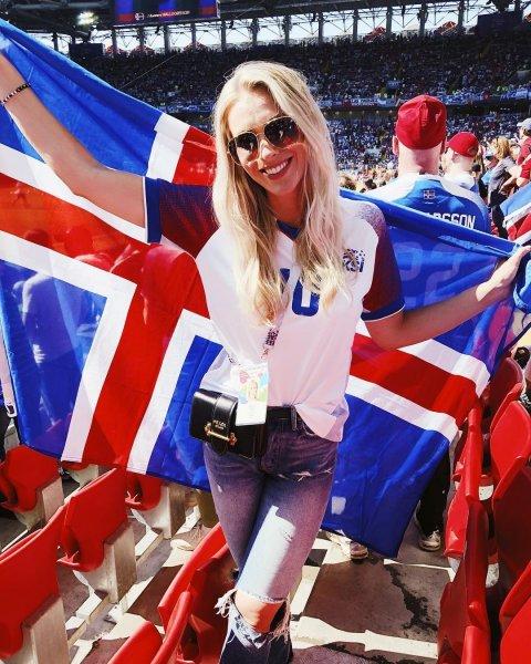 Британские журналисты назвали самых красивых спутниц футболистов на ЧМ-2018