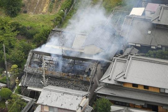 Японию трясёт: есть погибшие и сотни раненых