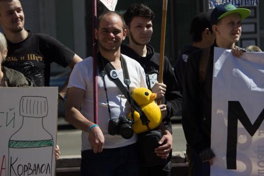 Штаб Навального в Иркутске: гонения за политические убеждения запрещены Конституцией