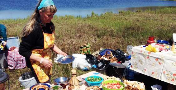 На Камчатке подвели итоги конкурса полевых поваров «Золотой котелок» (фото)