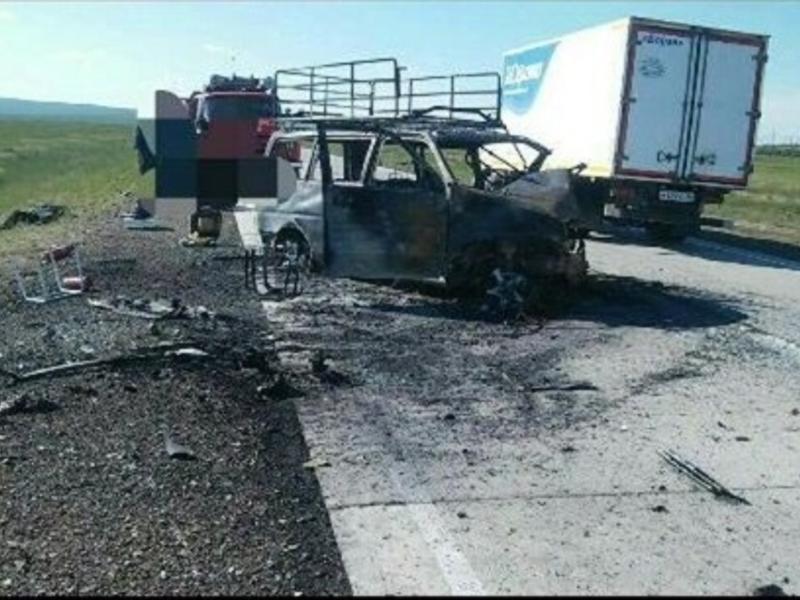 Ещё один участник ДТП на трассе в Забайкалье скончался в скорой