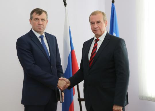 Сергей Левченко пожелал новому председателю избиркома честных выборов