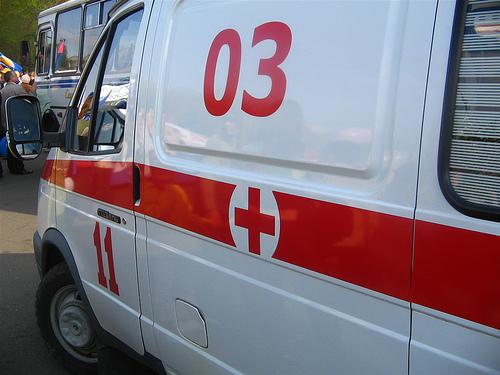 Улан-удэнка получила перелом позвоночника, угодив под иномарку на