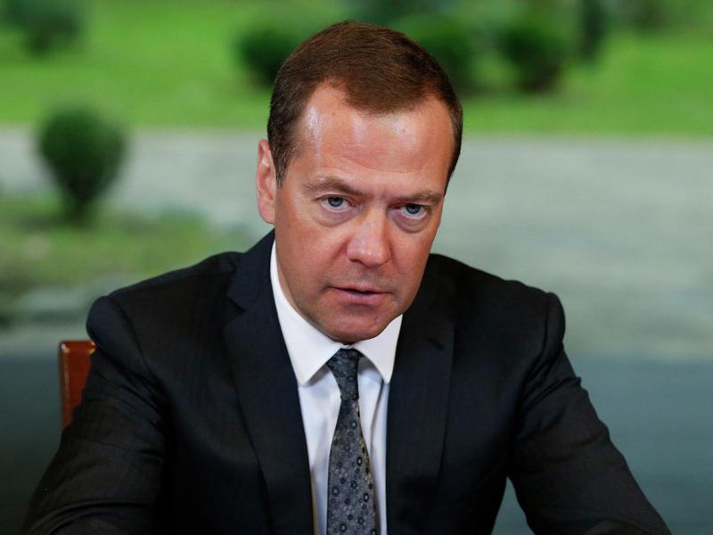 Медведев о пенсионной реформе: «Мы стараемся максимально учесть интересы всех»