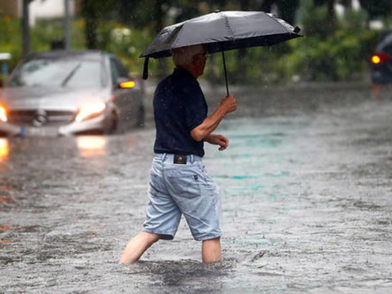 Ветер, ливни и грозы прогнозируют синоптики в ближайшие дни в Забайкалье