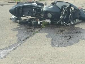 Мотоциклиста увезли в реанимацию после ДТП с «Мерседесом»
