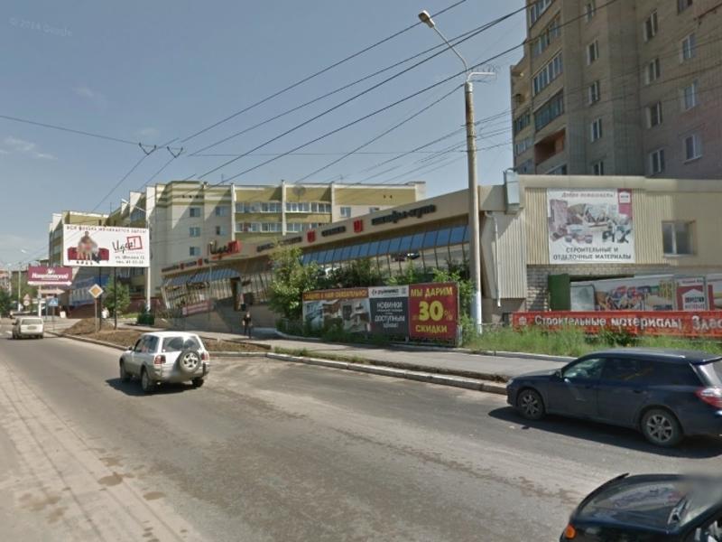 Троллейбусную остановку на ул. Шилова перенесли из-за работ ТГК-14