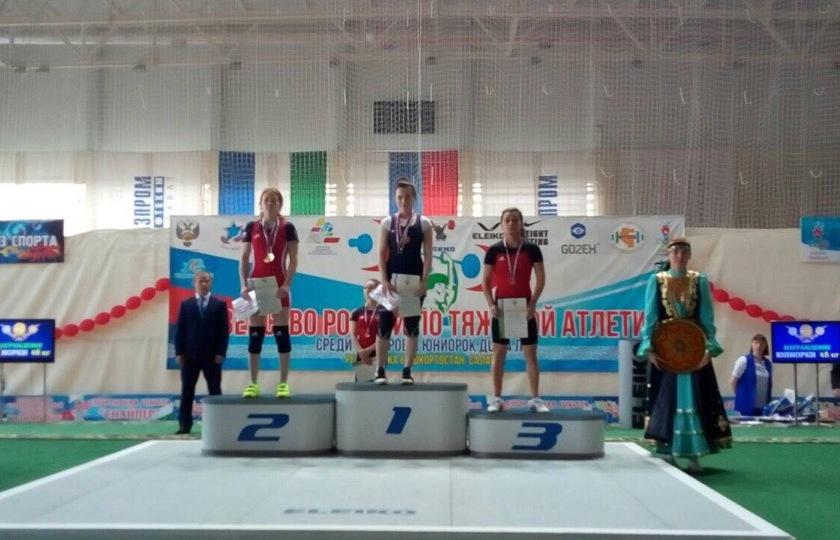 Легкоатлетки из Забайкалья заняли призовые места первенства России в Салавате