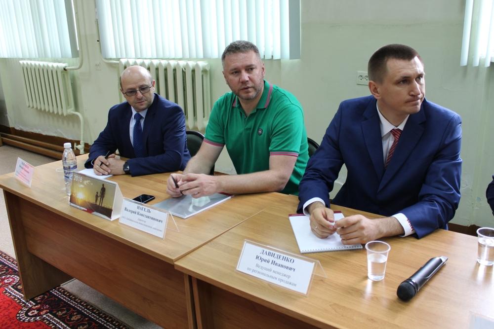 Аграрии договорились ускорить открытие сервисного центра «Ростсельмаш» в Забайкалье