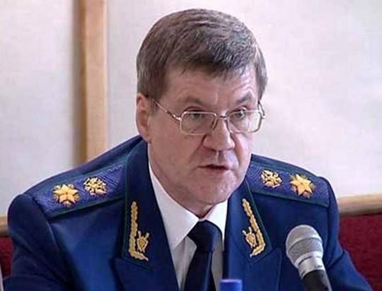 Генпрокурор Юрий Чайка в Иркутске проведет совещание по