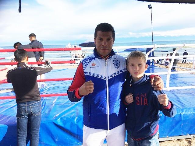 Забайкалец взял «бронзу» по кикбоксингу на Международном фестивале единоборств
