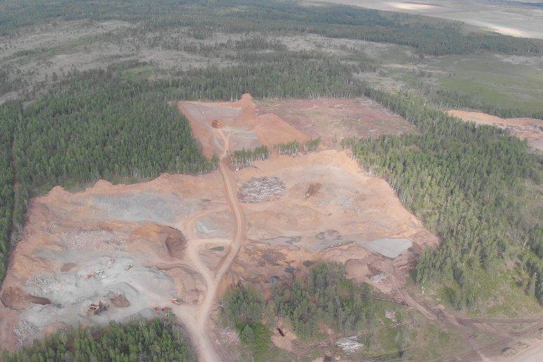 Блогер раскритиковал строительство участка дороги на Арахлей