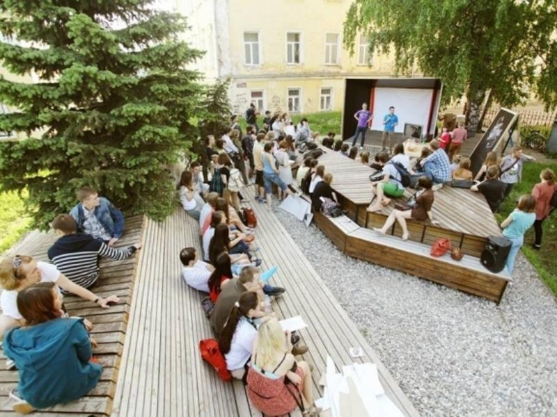 Лофт-площадка откроется в Чите в День молодежи