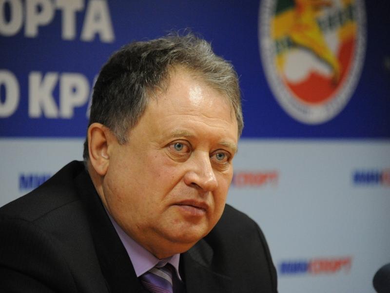 Министр спорта края Михаил Радченко освобожден от должности