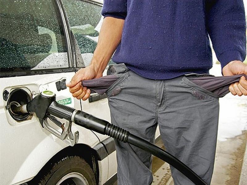 Цены на топливо в Чите продолжают расти