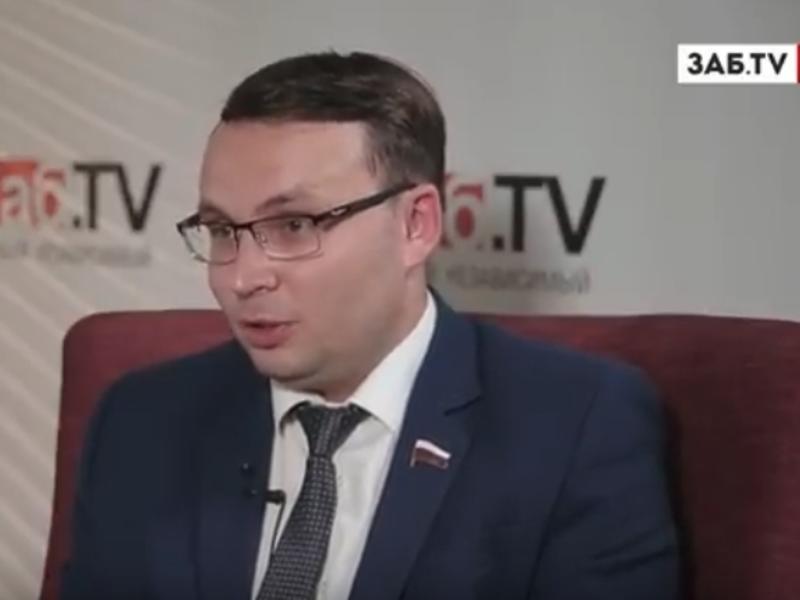 Депутат Госдумы Волков рассказал о своём «откреплении» от Забайкалья