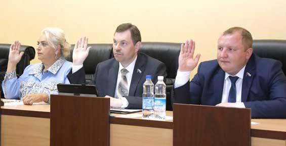 Краевые депутаты выступили с инициативой о внесении поправок в Градостроительный Кодекс РФ