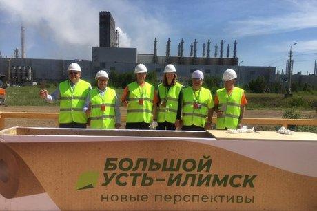 На миллиард от Сергея Левченко в Усть-Илимске построят завод по производству картона