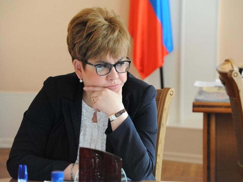 Жданова сократит штат министерств и высших органов власти