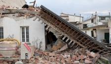 В Японии произошло сильное землетрясение, пострадали сотни человек