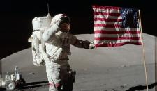 США создают военно-космические силы
