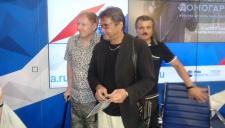 Александр Домогаров: в 55 как в 30!