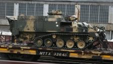 The Washington Post: НАТО проиграет войну с Россией из-за ужасных дорог