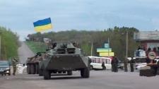 Киев продолжает подтягивать к линии фронта тяжелые вооружения