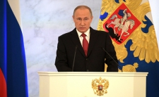 Путин: Сирию покинули 1140 российских военных