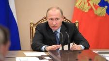 Путин пользуется наибольшим доверием среди россиян