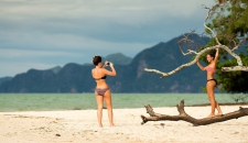 На индийских пляжах запретили селфи