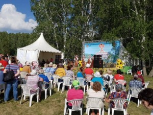 XXVI Бажовский фестиваль проходил на трех площадках