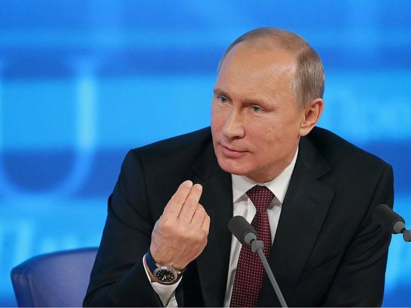 Путин призвал российских выпускников действовать