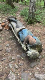Баба Яга убила ребёнка на турбазе в Ленобласти