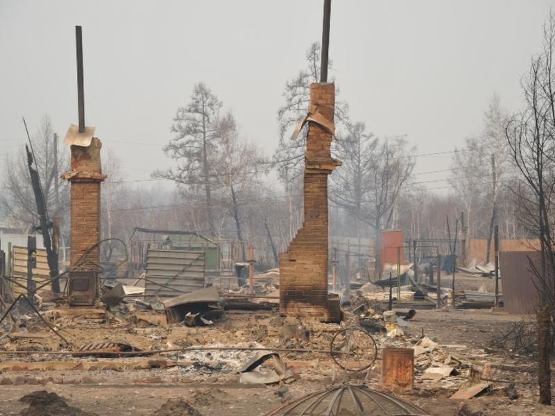 Россияне без страховки не получат компенсацию за сгоревшее жильё