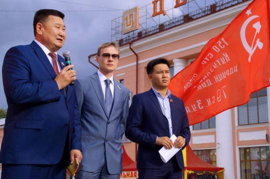 КПРФ Бурятии выбрала пять кандидатов в Народный Хурал