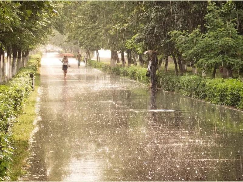 Плата за дождь появилась в России