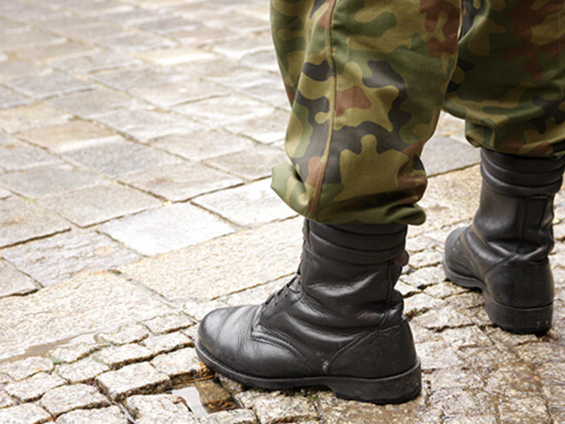 Военнослужащий в Забайкалье ударил в пах сослуживца, после чего тот скончался