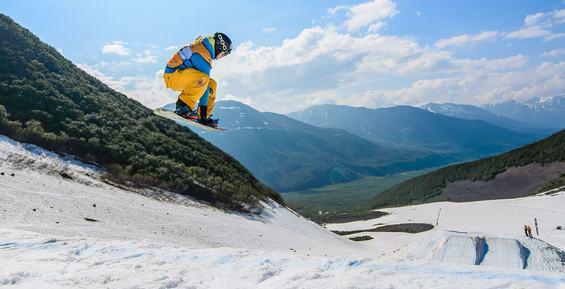 На Камчатке стартуют всероссийские соревнования по сноуборду