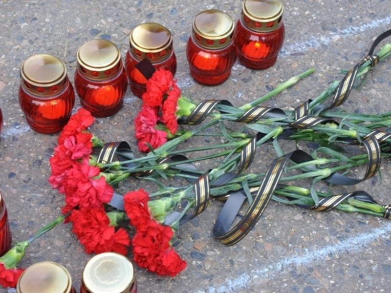 Жданова и министры зажгли свечи в память о погибших в Великой Отечественной войне