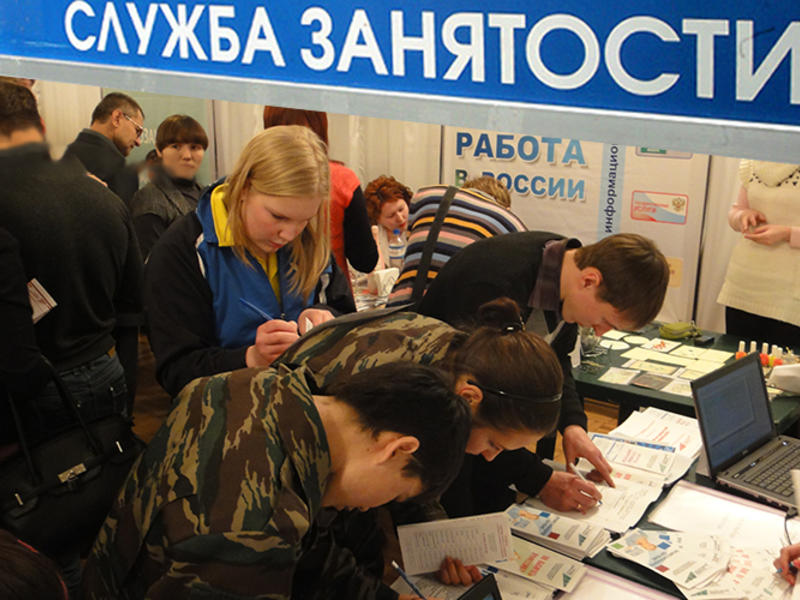 Более 55 тысяч человек в Забайкалье безработные