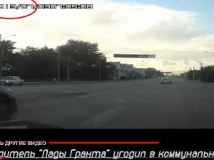Выложенное в сети видео о провалившейся легковушке на Доватора – фейк