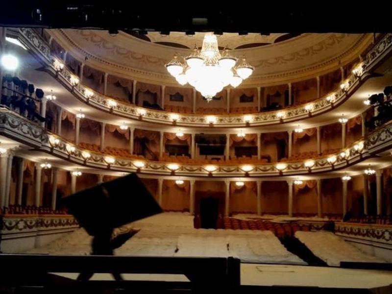 Артисты из Читы первыми выступят на обновлённой за 11 млн р сцене театра в Калининграде