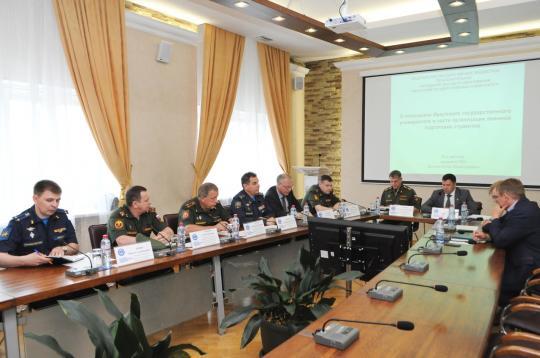 На базе ИГУ планируют открыть военную кафедру