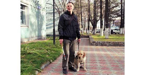 На Камчатке оштрафовали владельца кафе, в которое не пустили инвалида с собакой