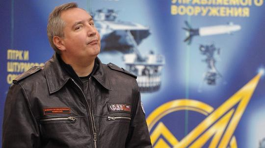 Спасет ли Рогозин
