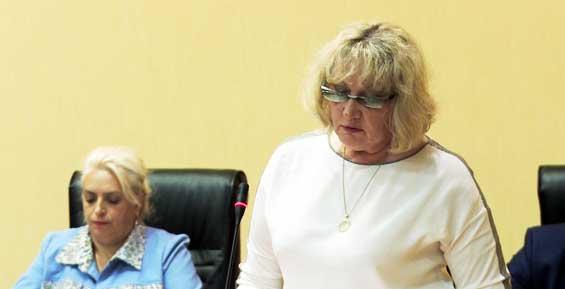 Татьяна Митина: власти помогли с жильем 92-м молодым семьям и 12 учителям
