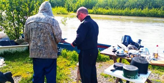 На Камчатке рыбак, любящий быструю езду, оплатил 46 штрафов