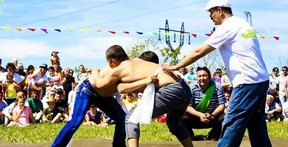 Жителей Камчатки приглашают на Сабантуй