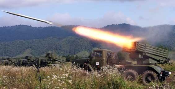 В начале июля камчатские артиллеристы отстреляются на полигоне в Рыдыгино